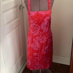 Diane Von Furstenberg Summer cocktail dress.